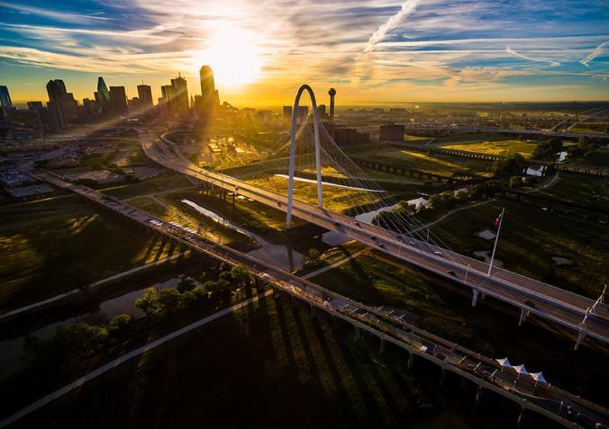 4It's the country's largest landlocked metropolitan area